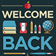 Welcome Back to School Poster - GraphicRiver Item for Sale