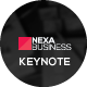 Nexa Business Keynote Template - GraphicRiver Item for Sale