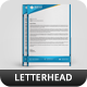 Corporate Letterhead Vol 5 - GraphicRiver Item for Sale