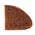 Slice of fresh rye bread isolated on white background cutout - PhotoDune Item for Sale