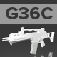 H&K G36C Assault Rifle - 3DOcean Item for Sale