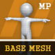 Base Mesh (MP) - Toon Char: Milkman