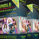 Photo Template Bundle V-5 - GraphicRiver Item for Sale