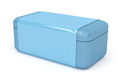 Blue plastic box - PhotoDune Item for Sale
