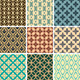 Abstract Vector Seamless Patterns - GraphicRiver Item for Sale