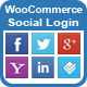 WooCommerce Social Login - WordPress plugin - CodeCanyon Item for Sale