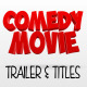 Comedy Movie Trailer and Titles - VideoHive Item for Sale