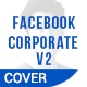 Facebook Corporate Header Cover V.2 - GraphicRiver Item for Sale