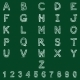 Vector Sketch Alphabet with Numbers - GraphicRiver Item for Sale