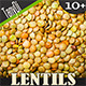 Lentils - GraphicRiver Item for Sale