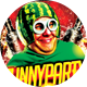 Funny Party Night Flyer - GraphicRiver Item for Sale