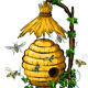 Bee Sprite - GraphicRiver Item for Sale