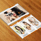 Modern Photography Business Card AN0463 - GraphicRiver Item for Sale
