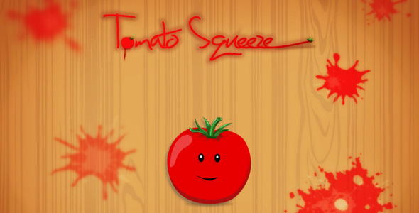CodeCanyon Tomato Squeeze Touch Game 8498024