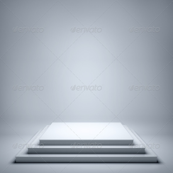 GraphicRiver Podium 8498086