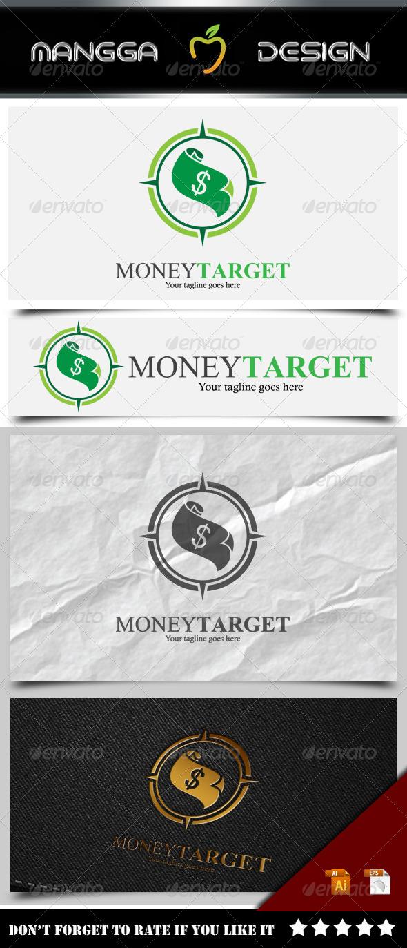 GraphicRiver Money Target Logo 8498840
