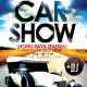 Car Show Clasic Flyer - GraphicRiver Item for Sale