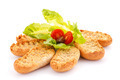 Rusks with vegetables - PhotoDune Item for Sale