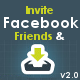 Invite Facebook Friends to Download Pro