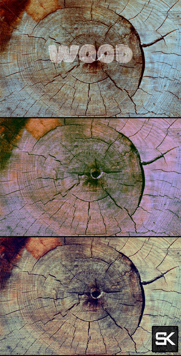 GraphicRiver Wood Texture 8500307