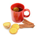 tea, ginger, cinnamon and lemon - PhotoDune Item for Sale
