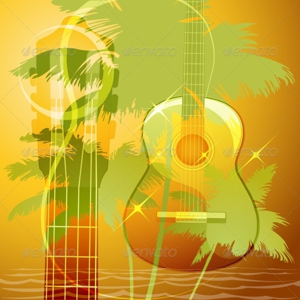 GraphicRiver Guitar Music 8501151