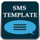 SMS Template for Android App with AdMob
