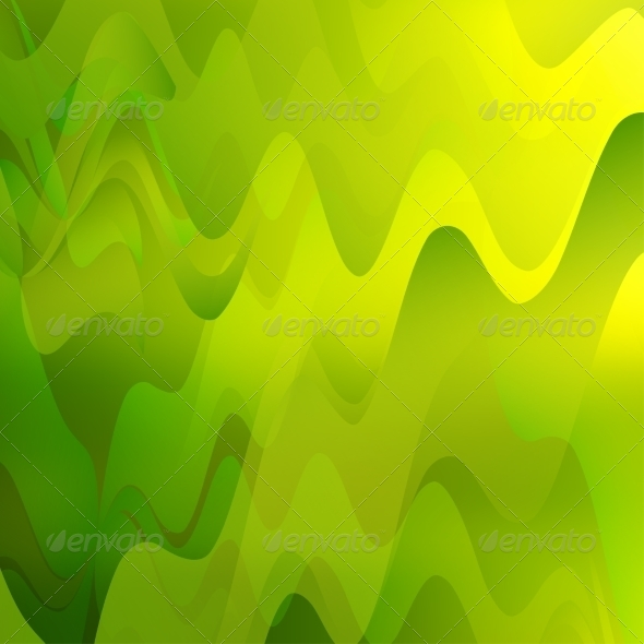 GraphicRiver Abstract Wavy Background 8501241