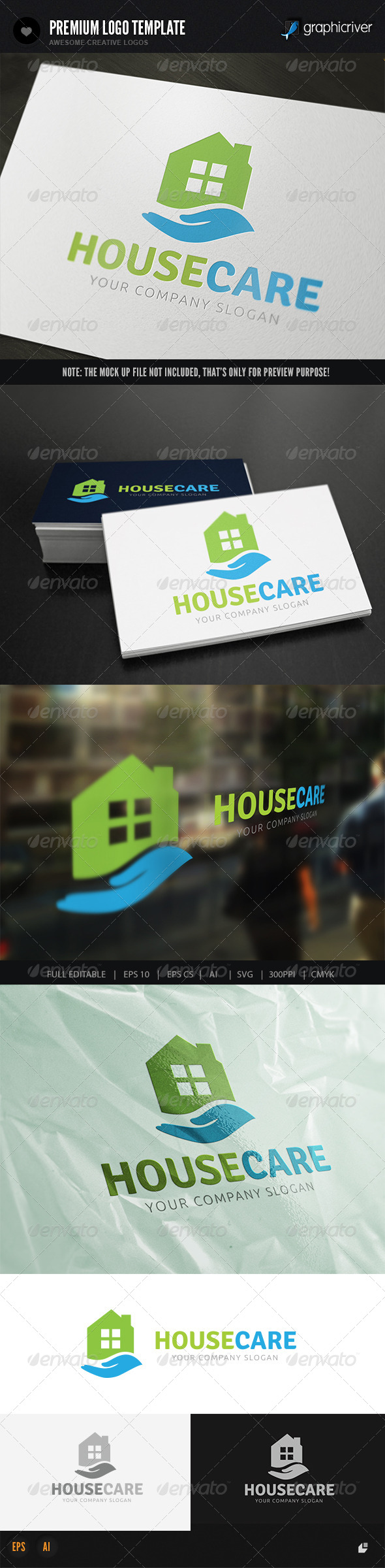 GraphicRiver House Care 8501245