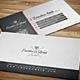 Executive Brand - Business Card [Vol.8] - GraphicRiver Item for Sale
