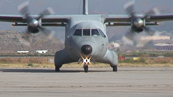 Aircraft At Airport 01