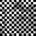 Checkered Waving Silk Flag - PhotoDune Item for Sale