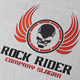 Rock Rider - GraphicRiver Item for Sale