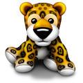Baby Jaguar Plush Toy - PhotoDune Item for Sale