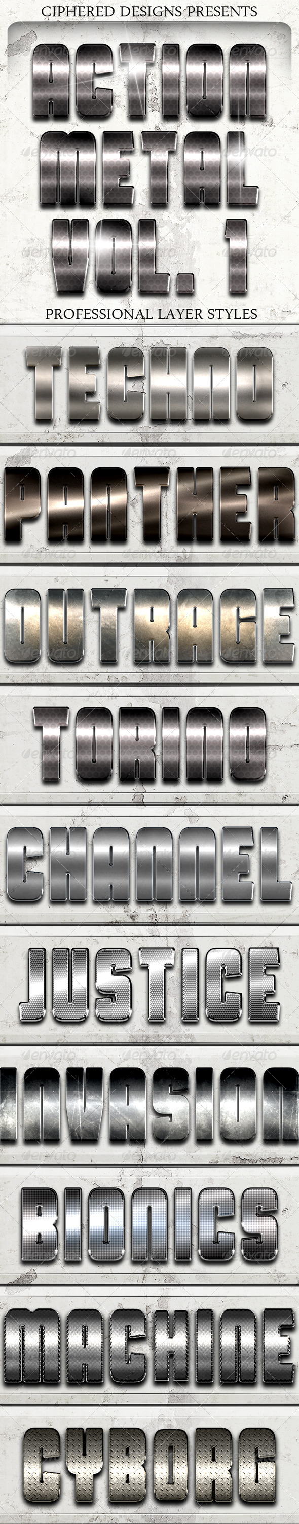 GraphicRiver Action Metal 01 Pro Text Effects 8502959