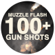 Muzzle Flash - Real Gun Shots Pack - VideoHive Item for Sale
