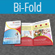 Multipurpose Bifold Brochure Template Vol-62 - GraphicRiver Item for Sale