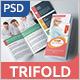 Business Tri-fold Brochure - v004 - GraphicRiver Item for Sale
