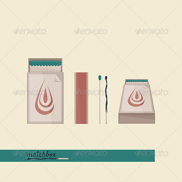 GraphicRiver Matchbox 8504436
