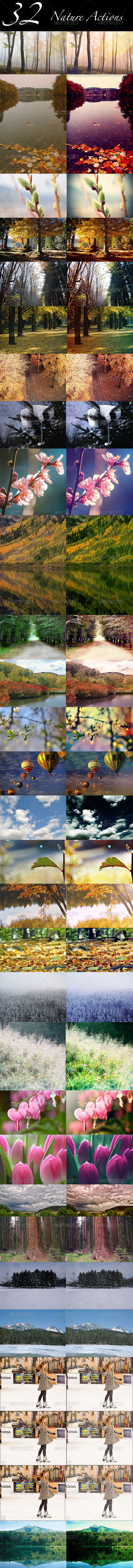 GraphicRiver Nature Actions 8504467