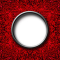 red abstract texture with round center - PhotoDune Item for Sale