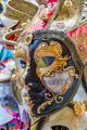 Typical colorful mask from the venice carnival, Venice, Italy - PhotoDune Item for Sale