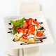 Crisp waffle with  strawberries and cream - PhotoDune Item for Sale