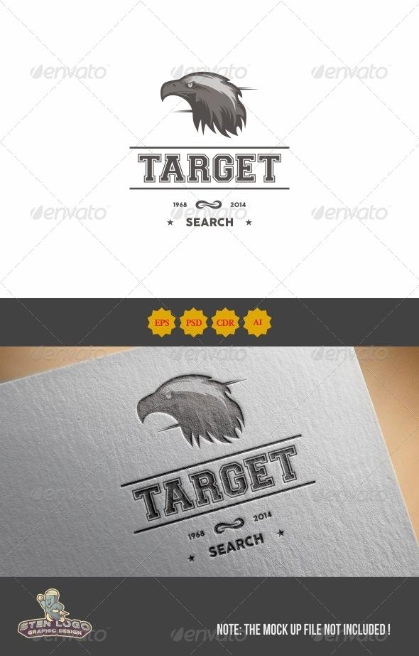 GraphicRiver Target Logo 8504768