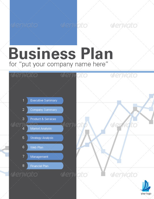 42 pages business plan template by sthalassinos graphicriver for T shirt printing business proposal letter