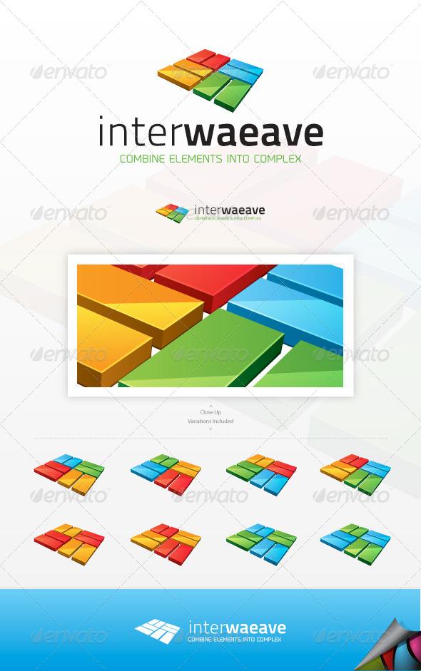 GraphicRiver Interweave Logo 8504922