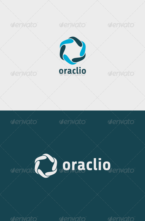 GraphicRiver Oraclio Logo 8505065