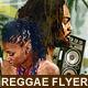 Reggae Festival Flyer & Poster - A4 PSD Template