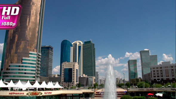 Kazakhstans Capital Astana