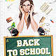 Flyer Back To School - GraphicRiver Item for Sale